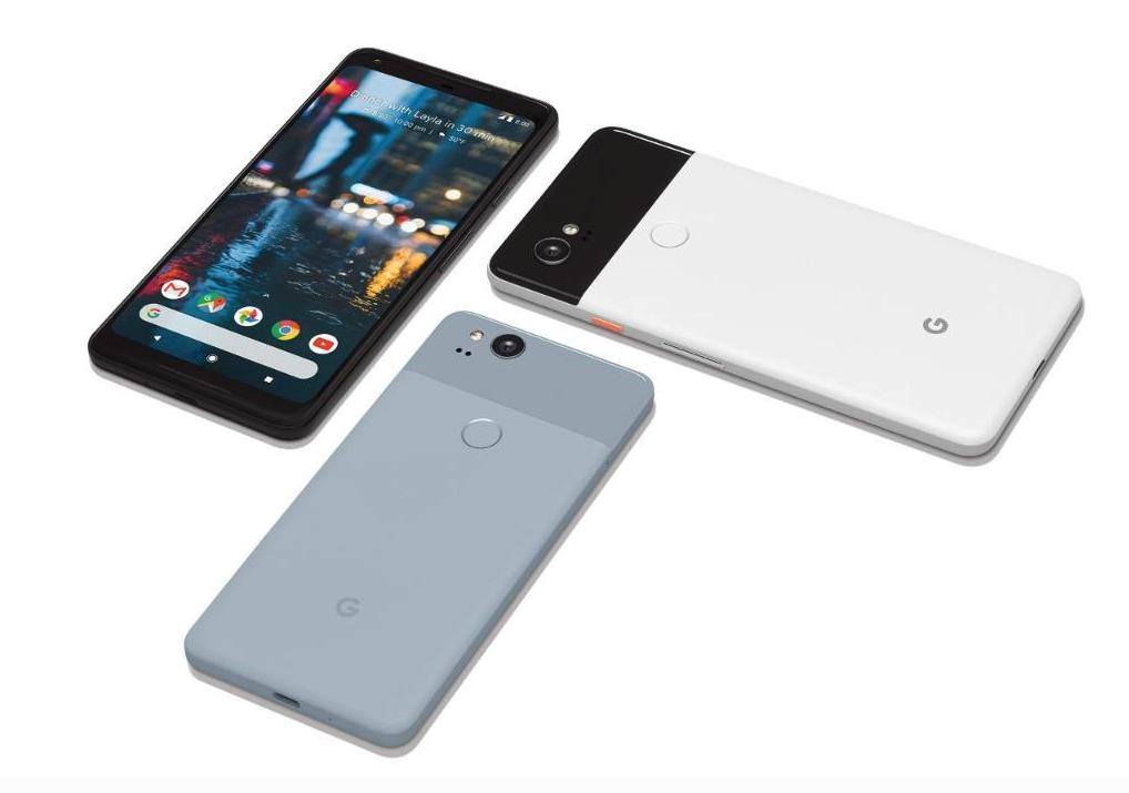 Все смартфоны Google Pixel 2 и XL уже распроданы, новых придётся ждать