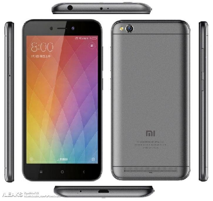 Xiaomi Redmi 5A нафото исхарактеристиками