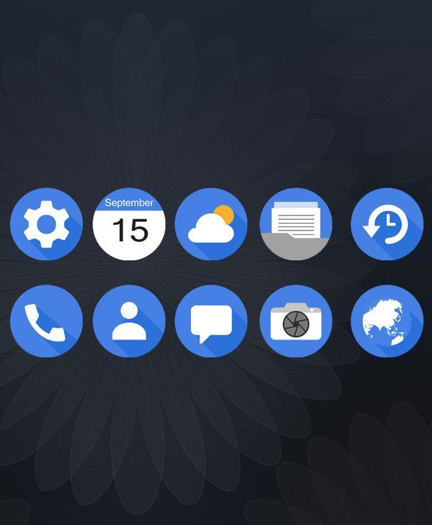 5 временно-бесплатных паков иконок для Android
