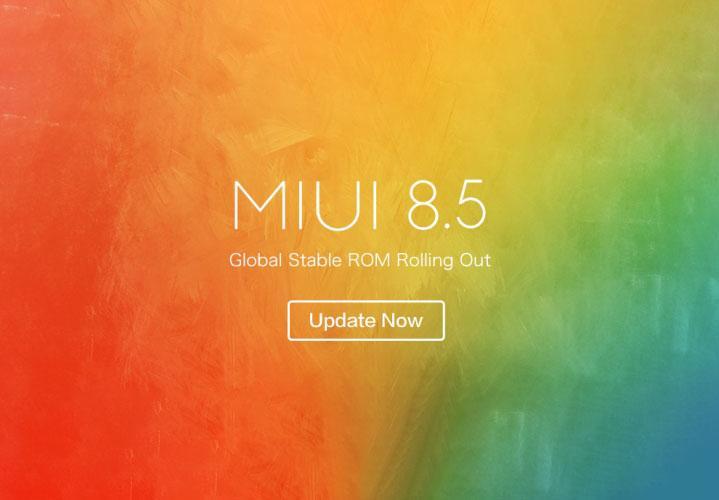 Redmi Note 5A начал получать прошивку MIUI 8.5 ROM V8.5.6.0.NDFMIED