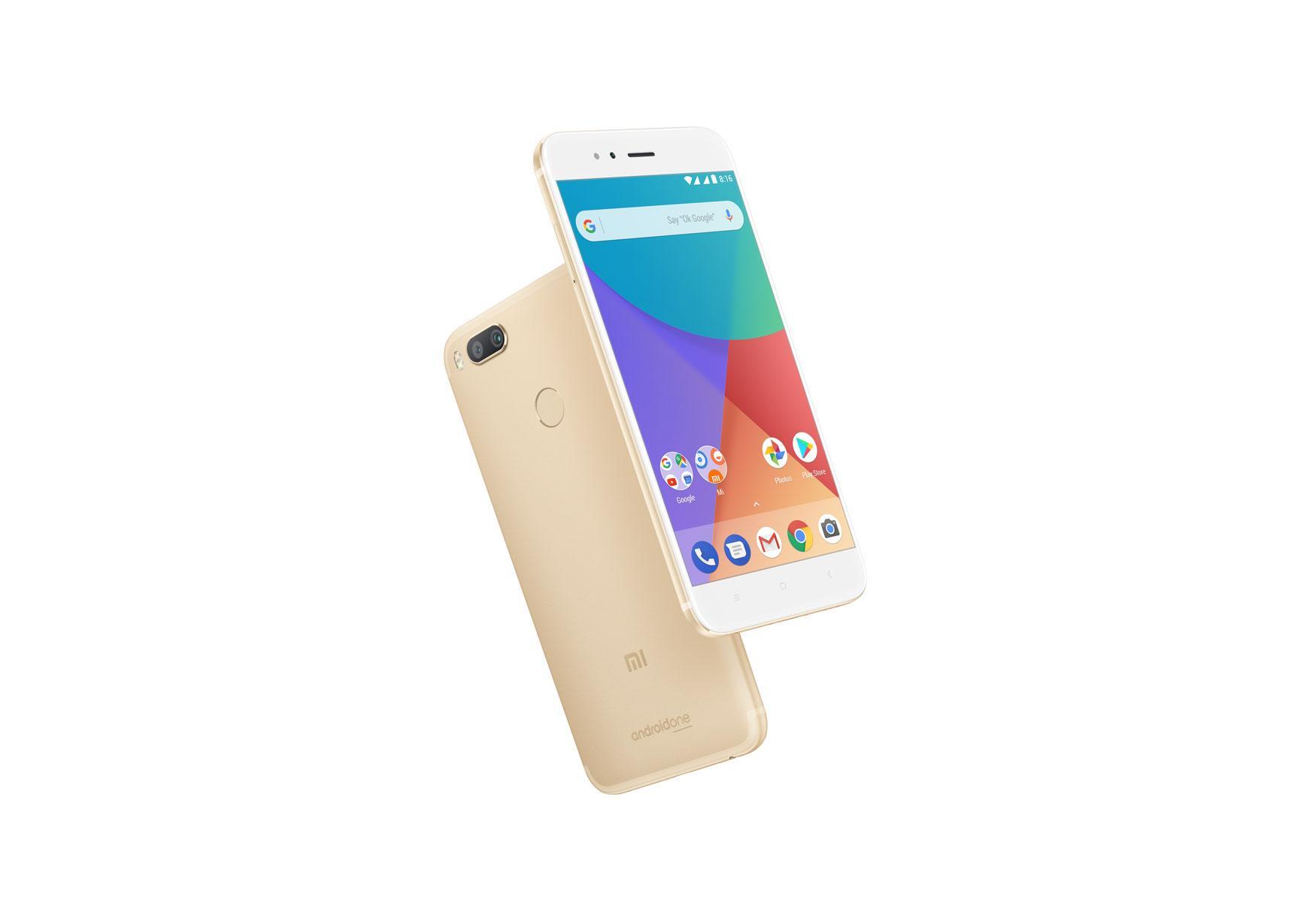 Долгожданный интригующий Xiaomi-Google Mi A1 официально