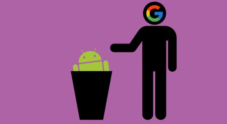 Google молча удаляет бекапы через 2 месяца неактивности