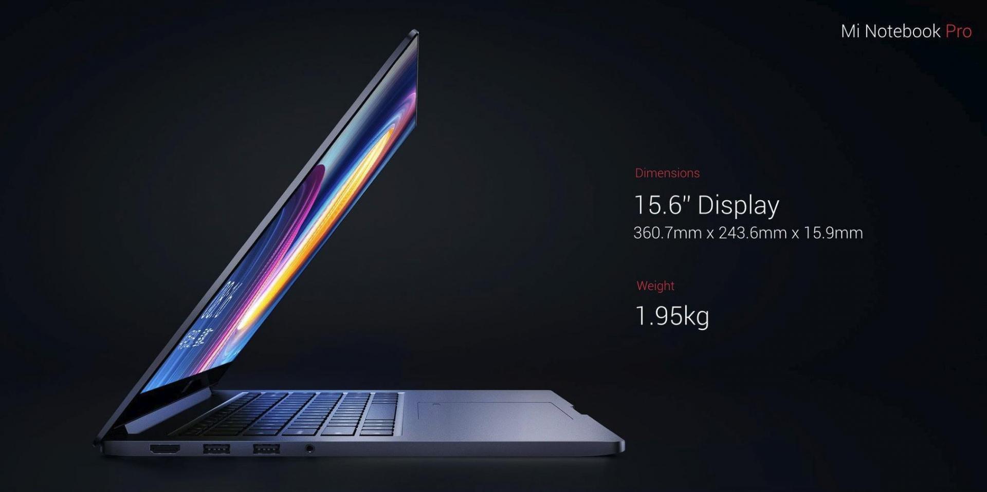 Говорят, что ноутбукXiaomi MiNotebook Pro круче Macbook
