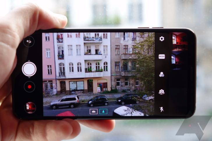 Камеру LG V30 портировали на LG G6
