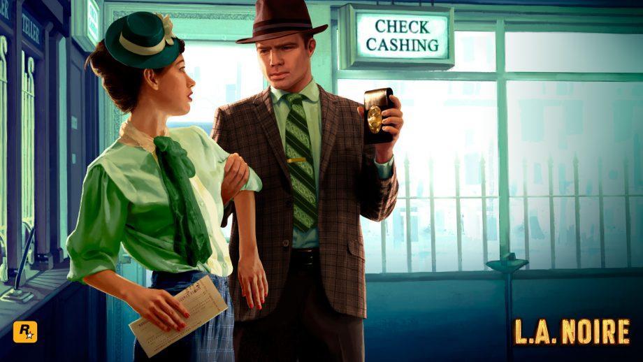 LA Noire будет ремастирована для PlayStation 4, Xbox one, Nintendo Switch