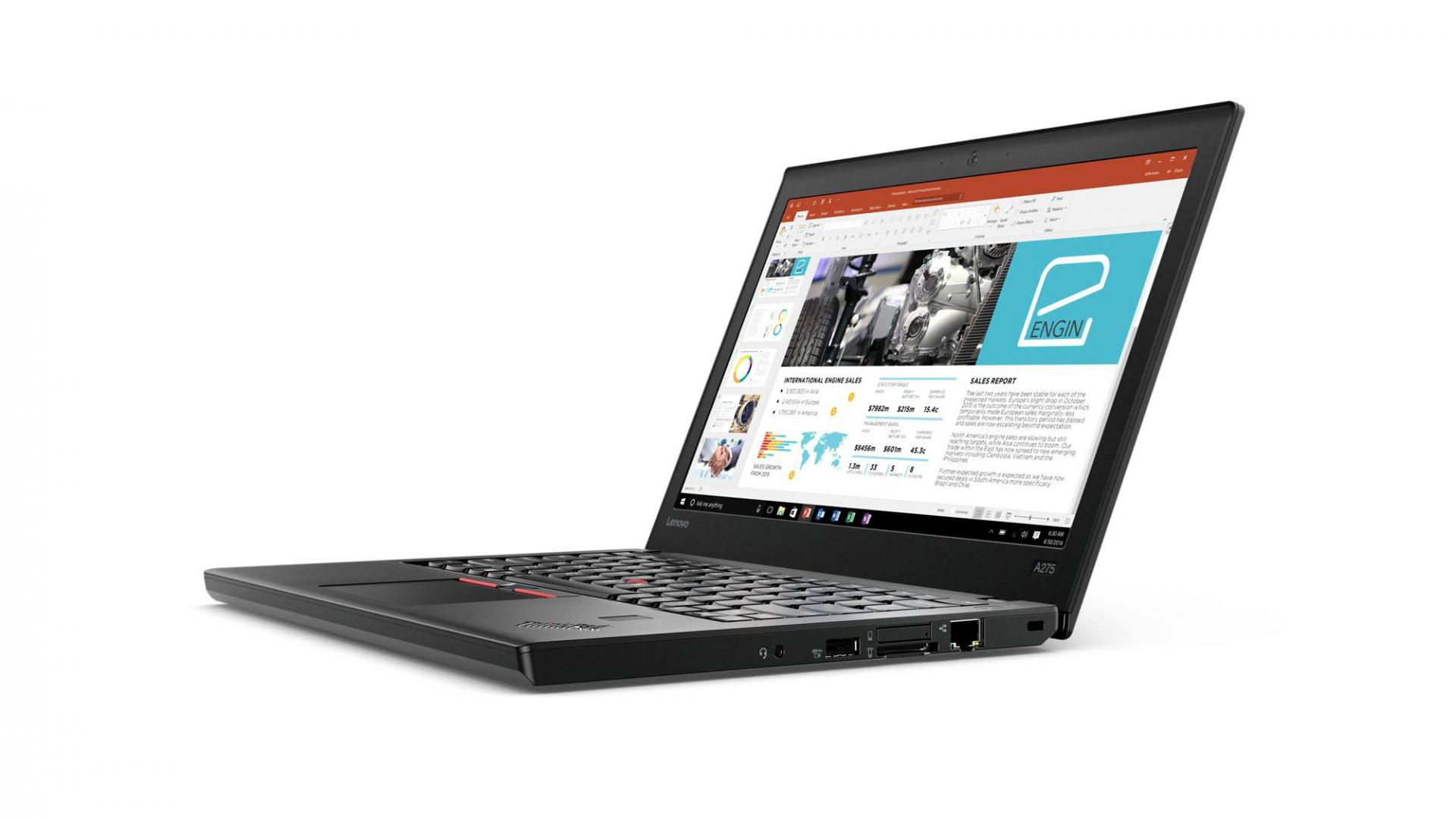 Lenovo представляет: ThinkPad A275, ThinkPad A475, Thinkcentre M715 SFF, Thinkcentre M715 Tower