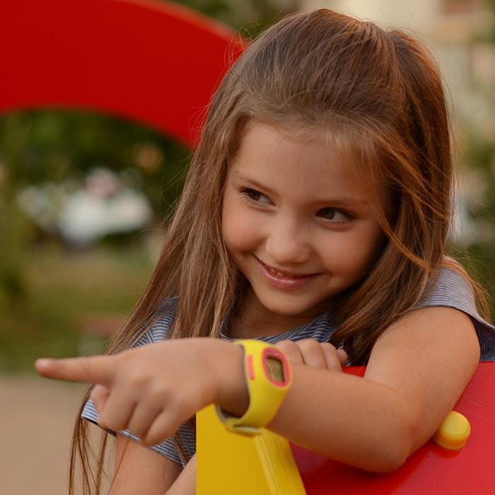 Первые умные детские часы-трекер представляет русский разработчик LEXAND