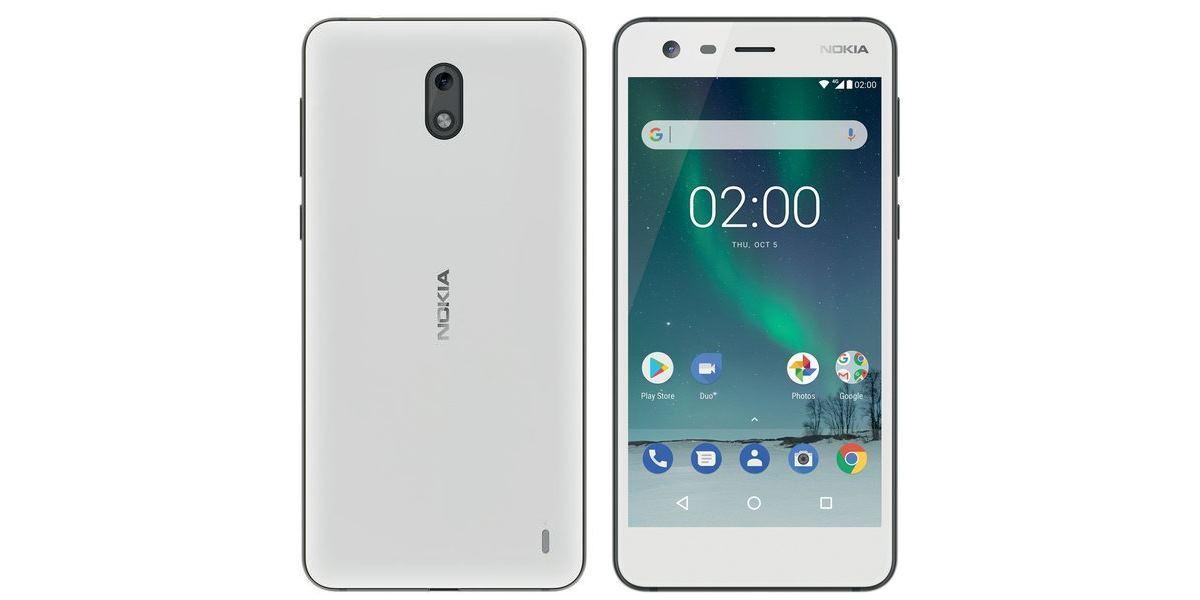 Nokia 2 подоспела: спецификации ифото