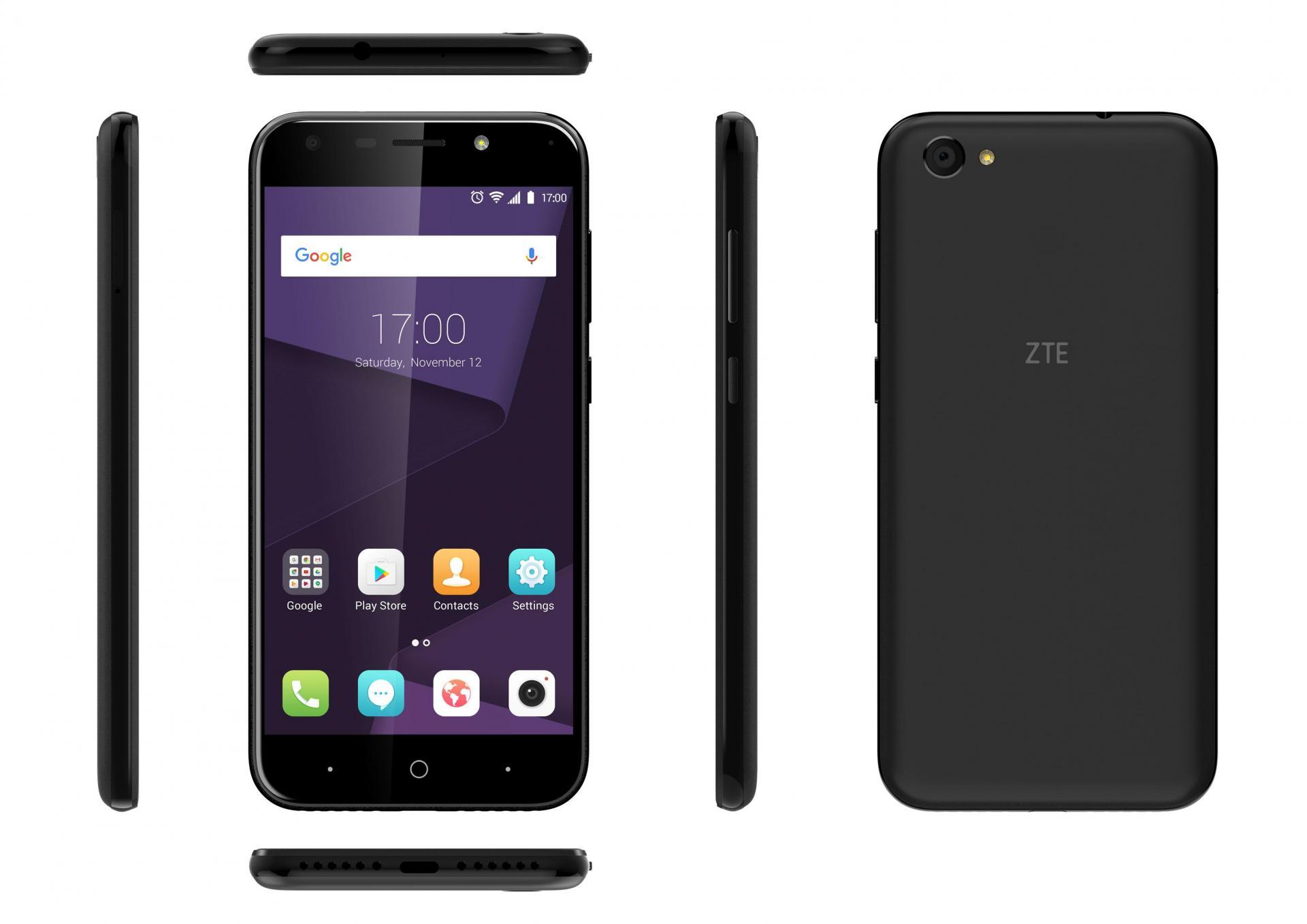 Объявлен старт продаж ZTE Blade A6 Lite
