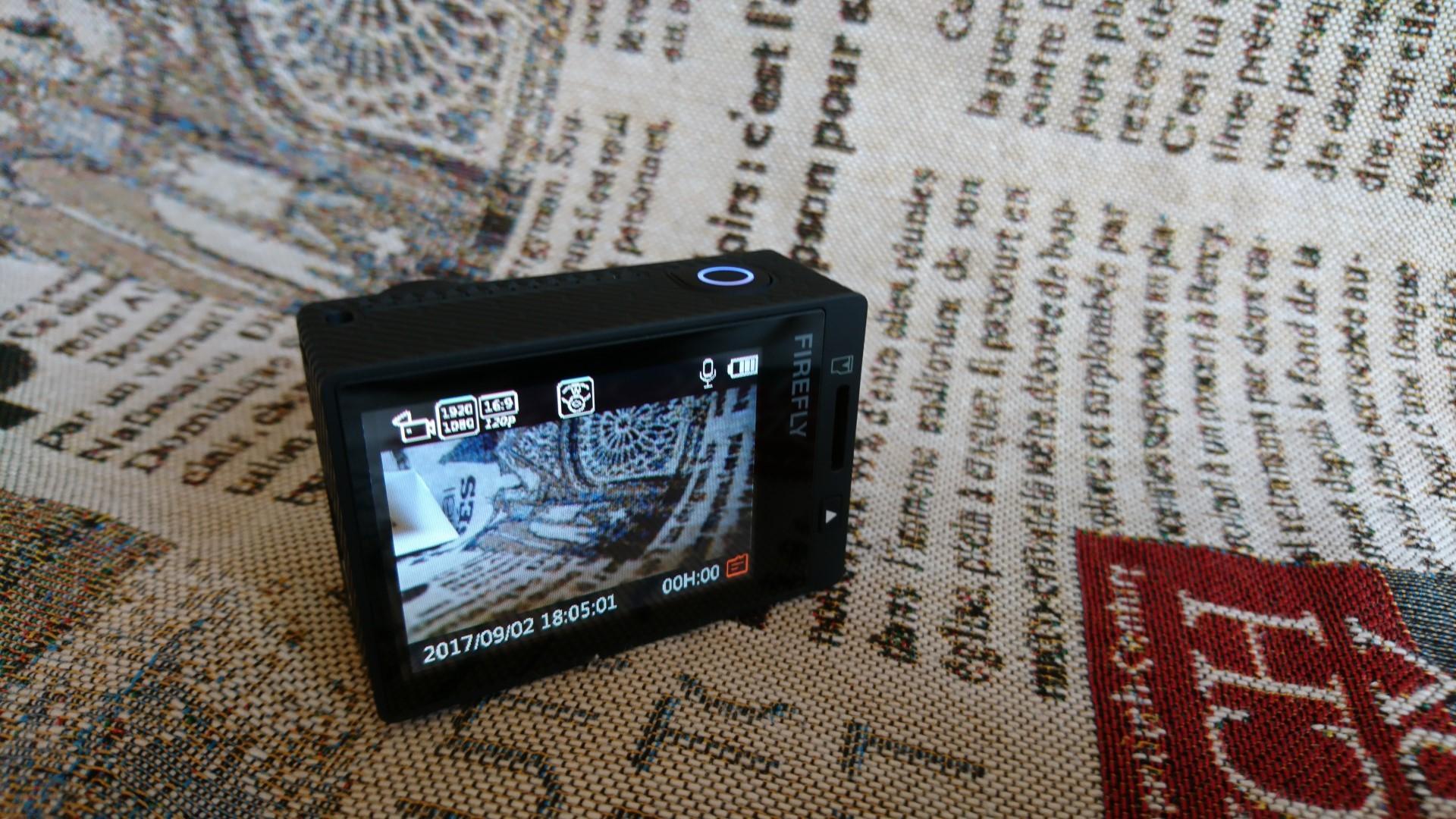 Обзор FireFly 8S – одна из лучших экшн камер 2017