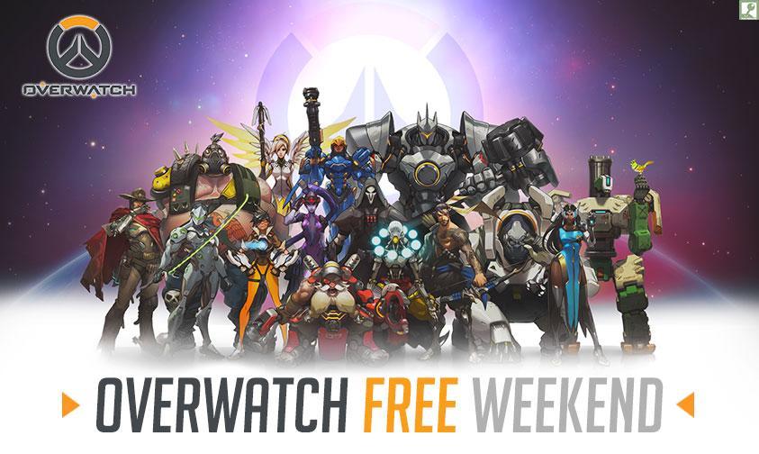 Overwatch станет бесплатной навыходные