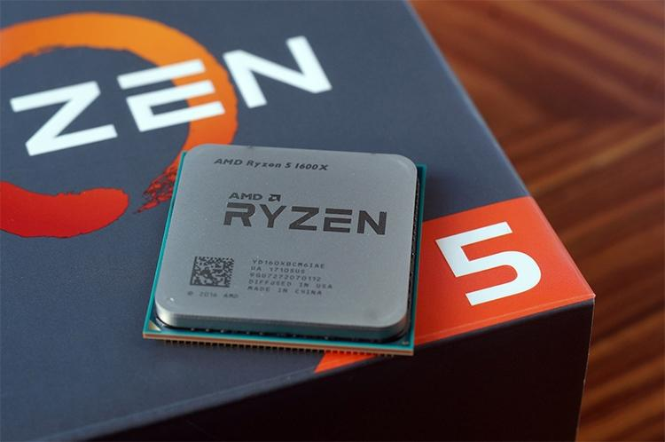 Процессор AMD Ryzen обходит Intel Core по продажам летом