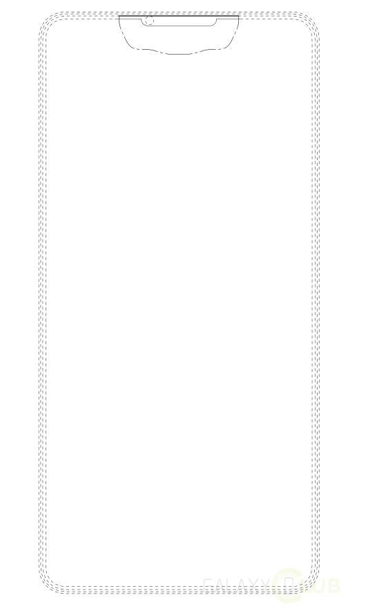 Samsung готовит для Galaxy S9 полное отсутствие рамок экрана
