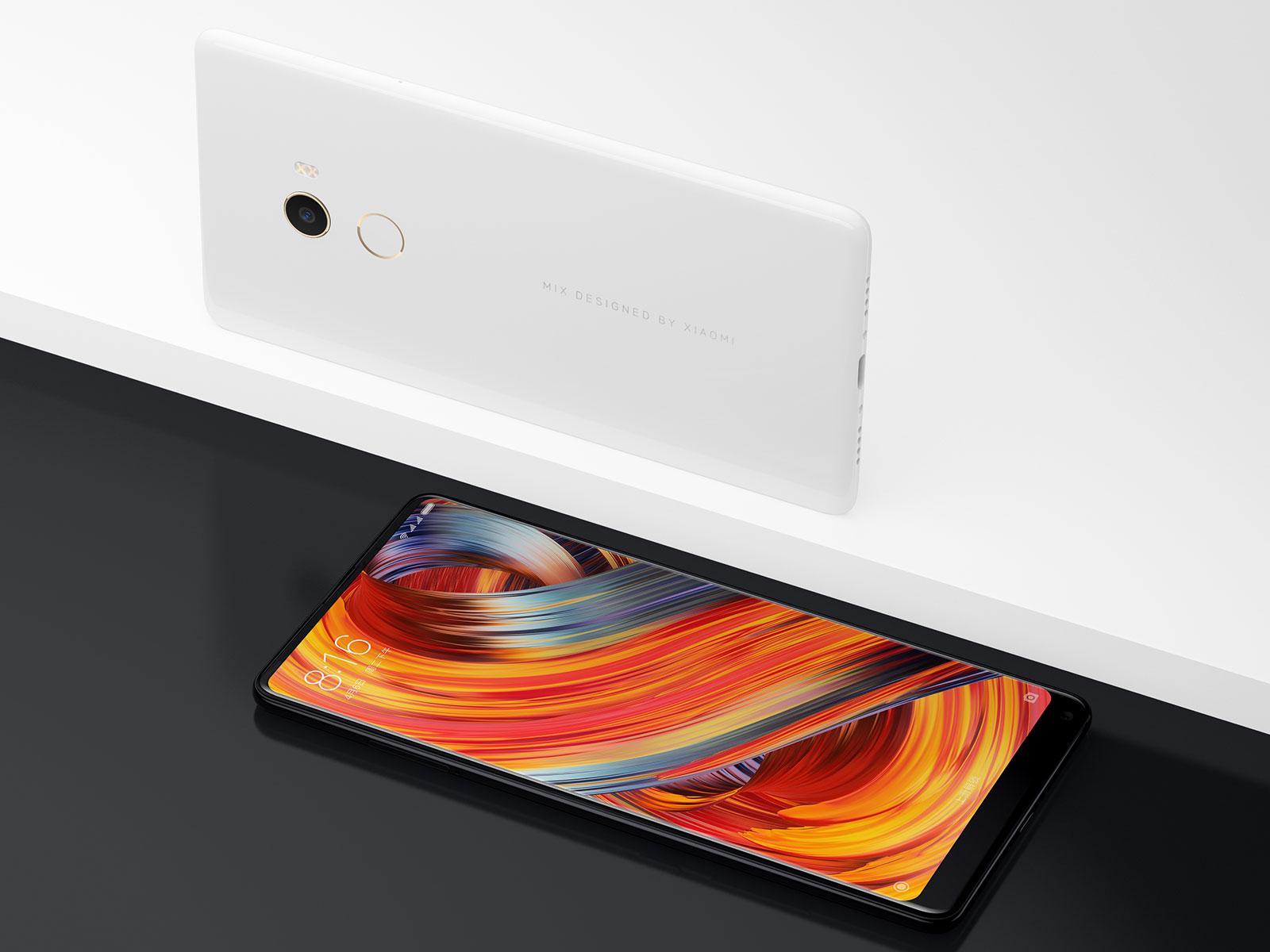 Xiaomi MiMix 2 прибыл официально, больше никаких догадок исеркретов
