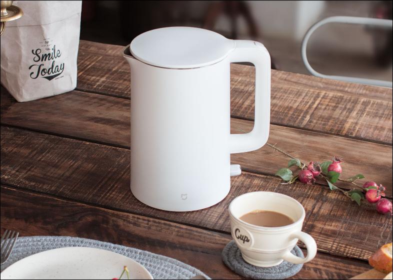 Xiaomi обновляет чайник: был умный, стал обычный