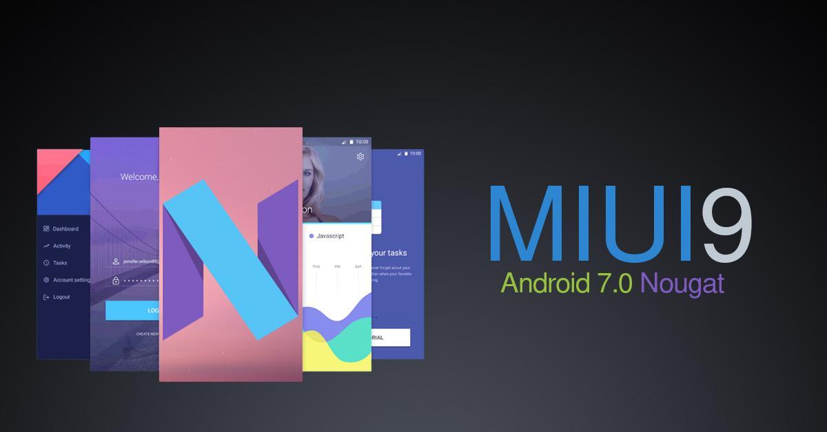 Xiaomi выдала прошивку Global Beta ROM 7.9.7 на базе MIUI 9: ссылки и чейндлог