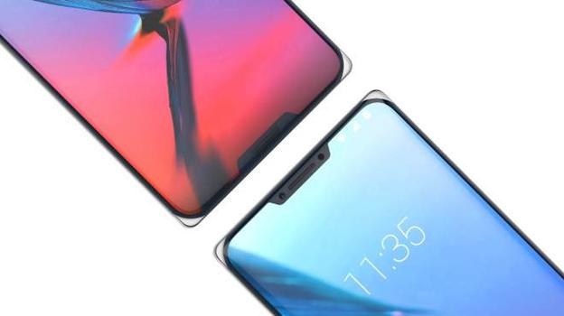 Две чёлки всмартфоне предлагает ZTE вновом концепте