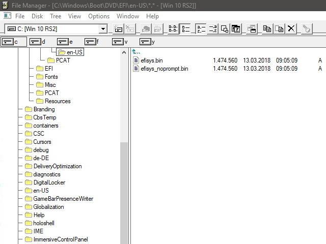 Файловый менеджер изпрошлого — Microsoft отдала исходники