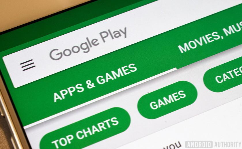 Google Play 9.8.07 уже доступен для скачивания