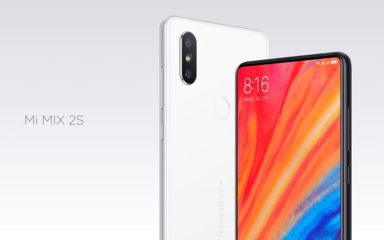 Горячие, нонепирожки — Xiaomi MiMix 2S раскуплены заминуты