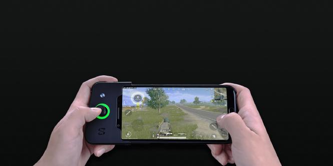Игровой Xiaomi Black Shark готов покорять официально