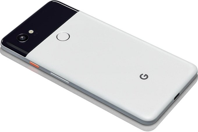 Pixel 3 уже упоминается Google