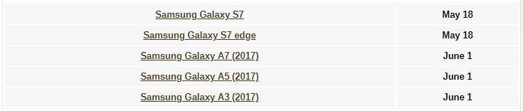 Samsung вочередной раз сдвигает сроки обновления Galaxy S7 доAndroid Oreo