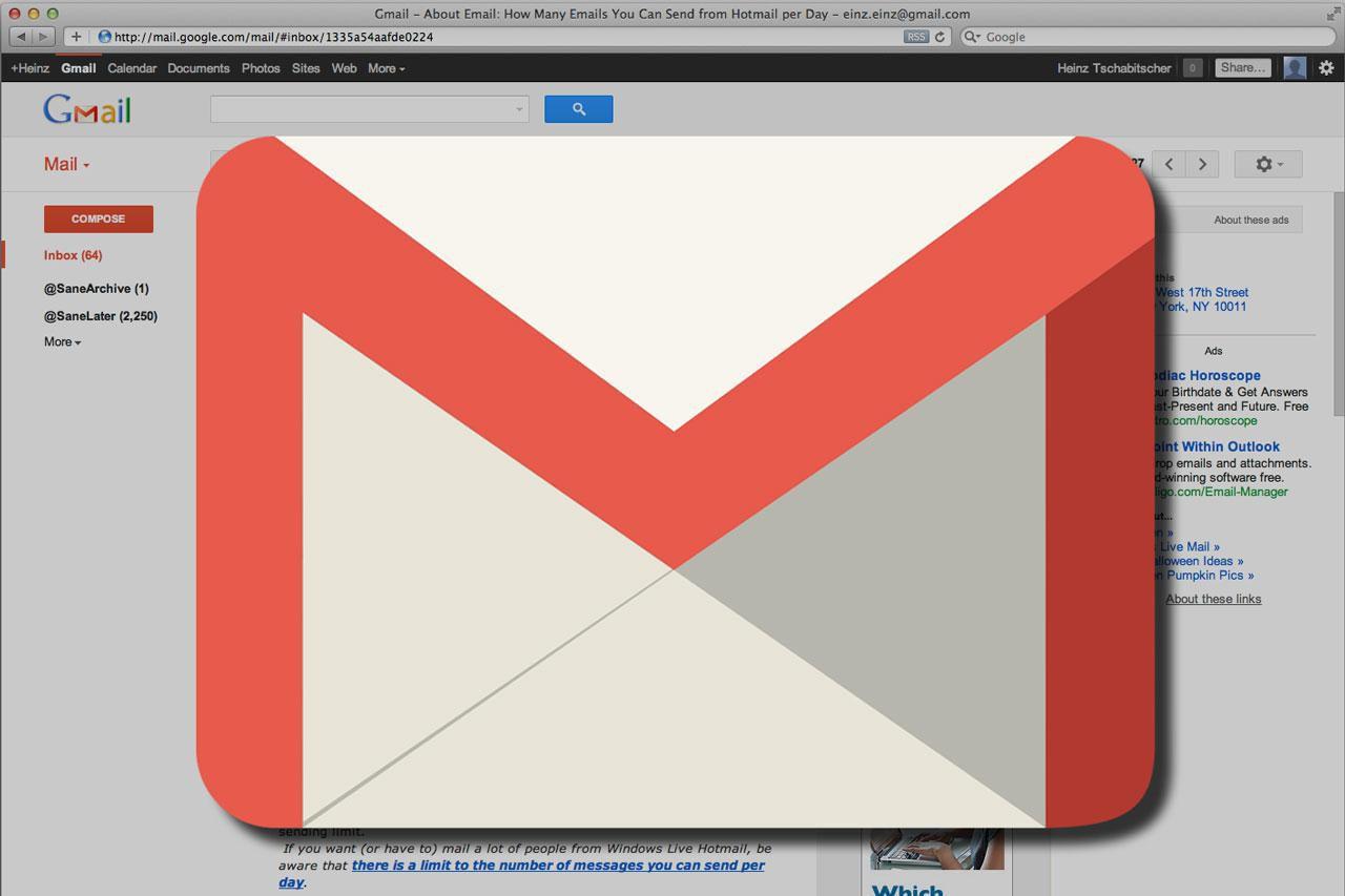Считанные недели остались доредизайна Gmail