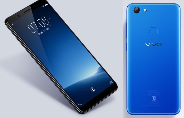 Vivo снижает цены насмартфонымоделей V7 иV7 Plus