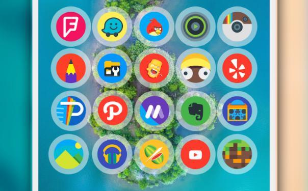 Забираем бесплатно 20 наборов платных иконок для Android