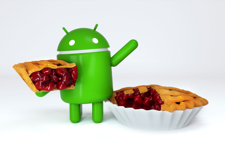 Android P — Pie. Пошёл на раздачу