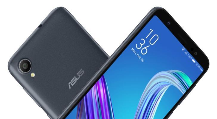 Asus Zenfone Live — смартфон под управлением Android GO