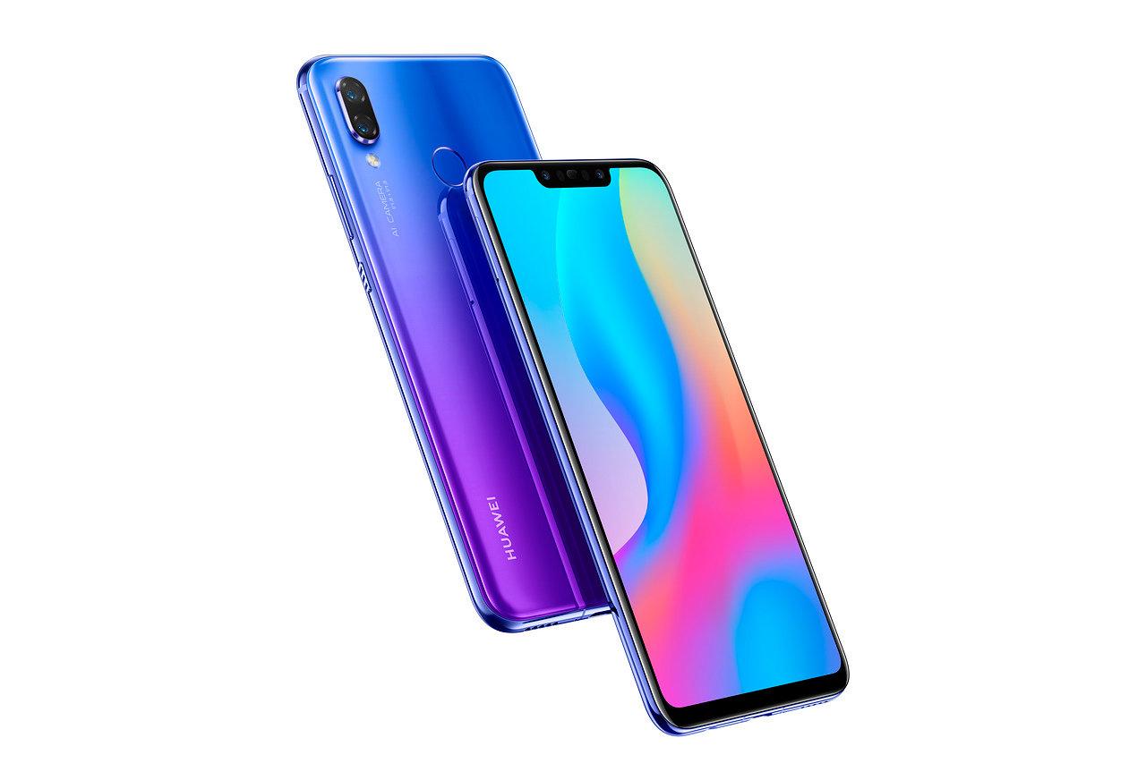 Флагманский Huawei Nova 3 поступает впродажу вРоссии