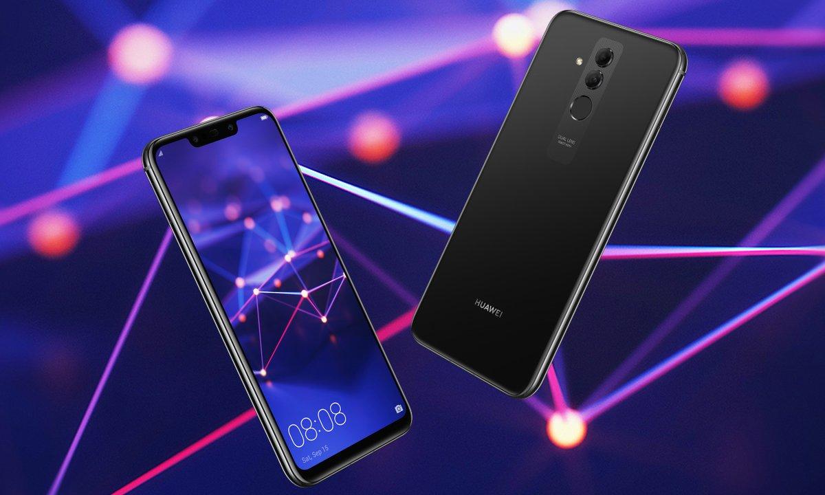 Huawei Mate 20 Lite рассекречен целиком