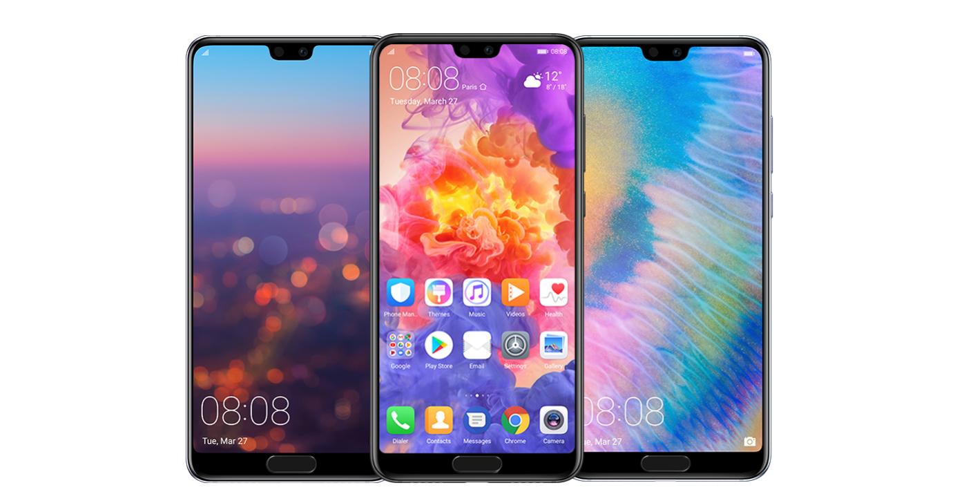 Huawei подвинула Apple попродажам