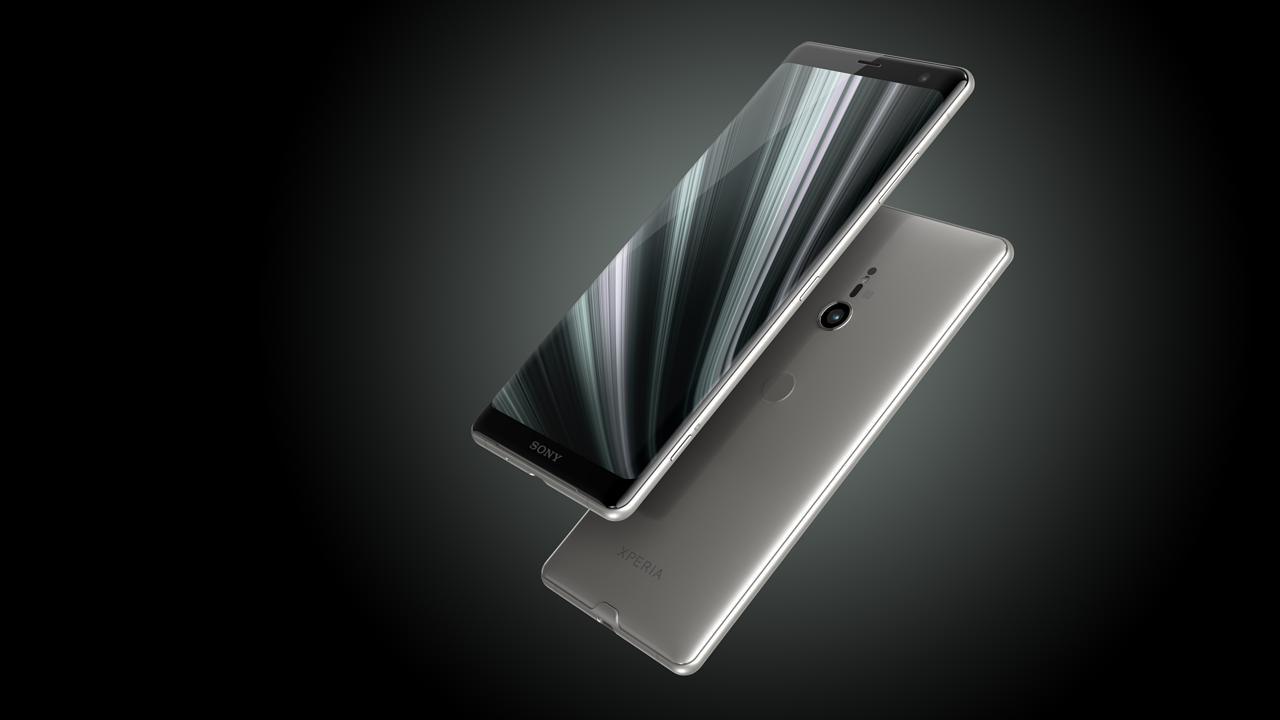 Sony Xperia XZ3 вышелсразу наAndroid Pie