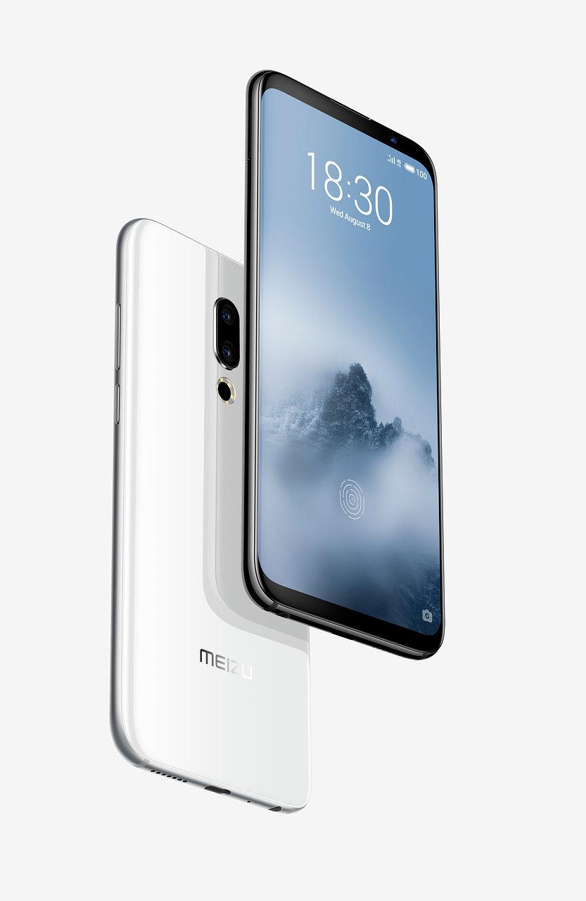 Впечатляющие смартфоны Meizu 16th доступны для предзаказа
