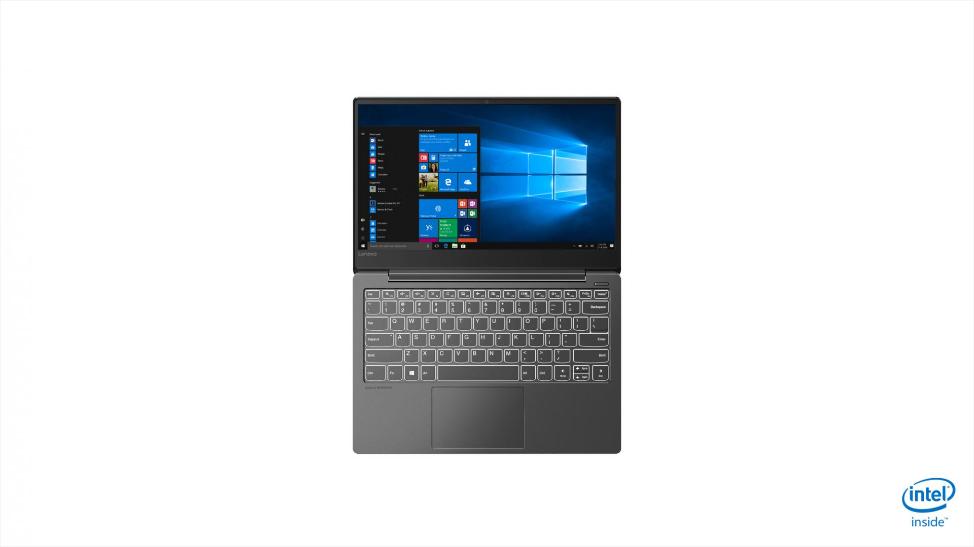 Lenovo IdeaPad S530 — свежая кровь нарынке ноутбуков