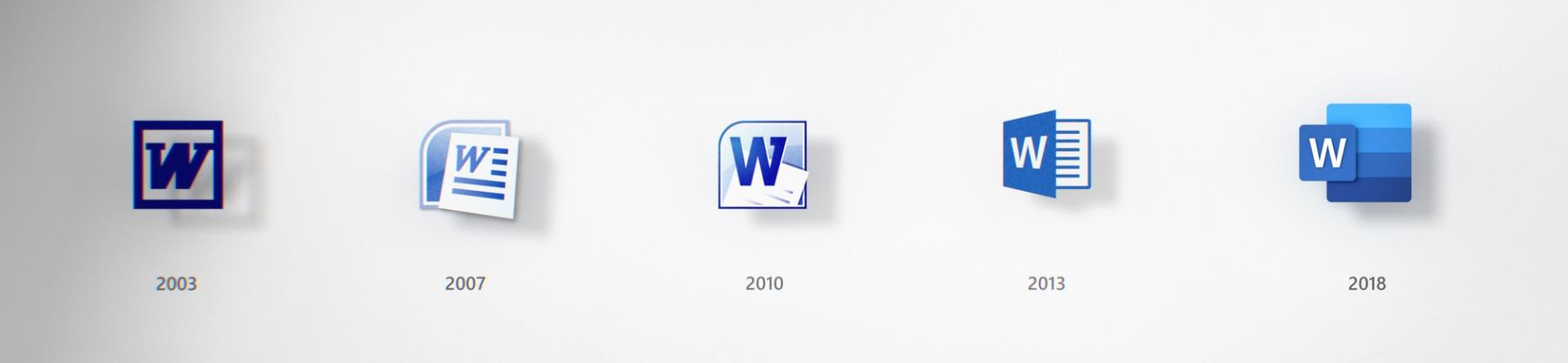 Microsoft Office меняет иконки