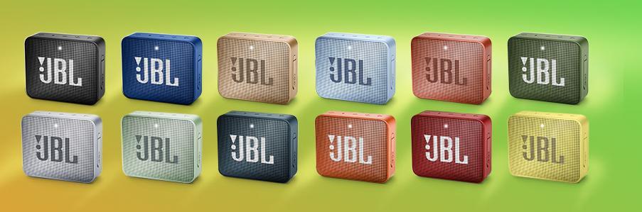 Обзор портативной беспроводной колонки JBL Go2