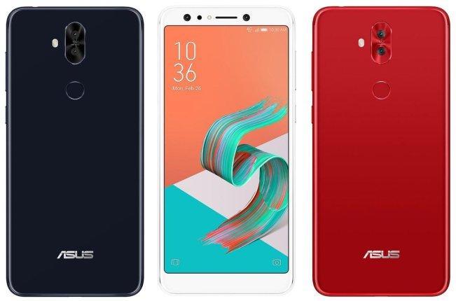 4 камеры и FHD+ экран будут у ASUS ZenFone 5 Lite