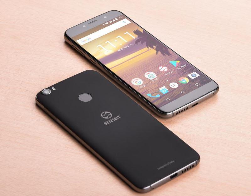 Андрофон SENSEIT T189 поступил в продажу в России