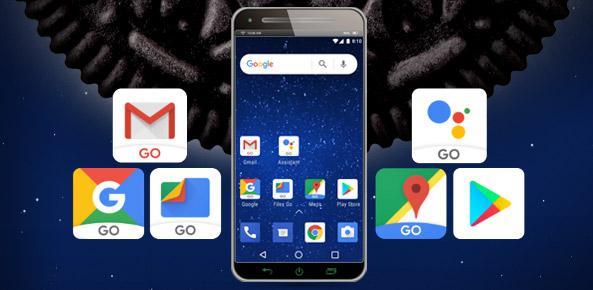 Android 8.1 можно конвертировать в оптмизированный Android Go