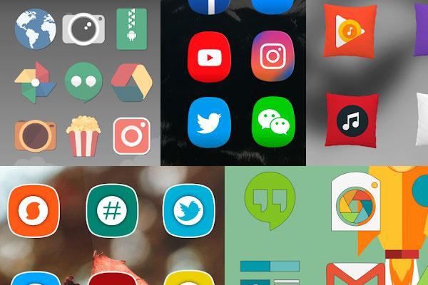 Бесплатно: 14 платных наборов иконок на раздаче в Play Store (27.02.2018)