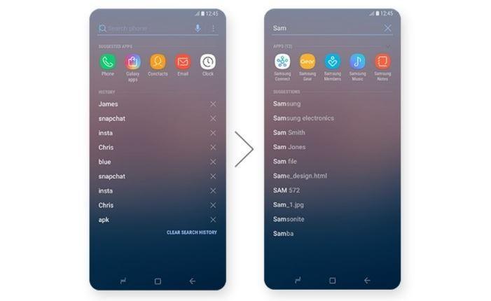 Что нового будет в Samsung Experience 9.0?