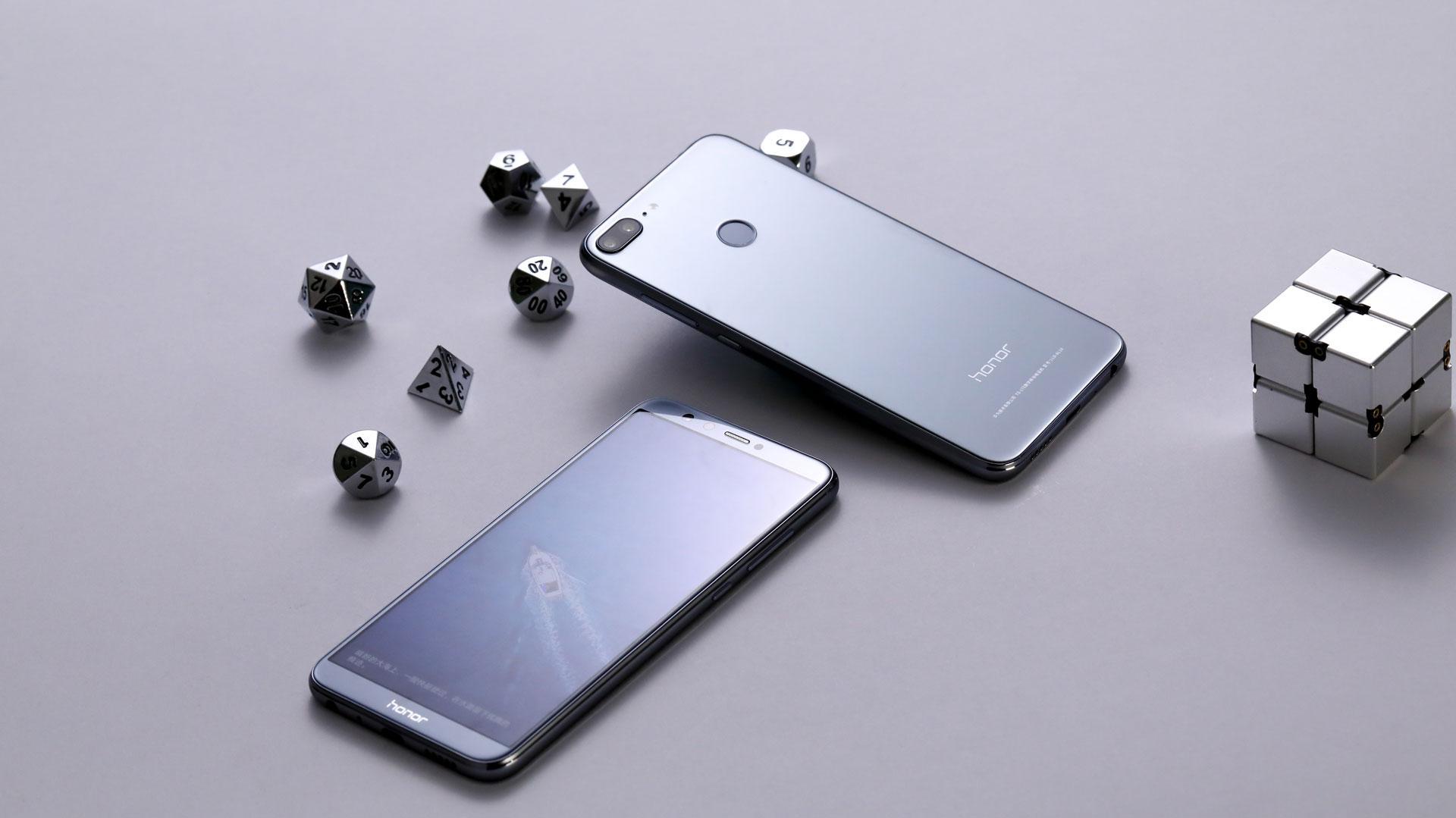 Huawei Honor 9 Lite скоро поступит в продажу в России