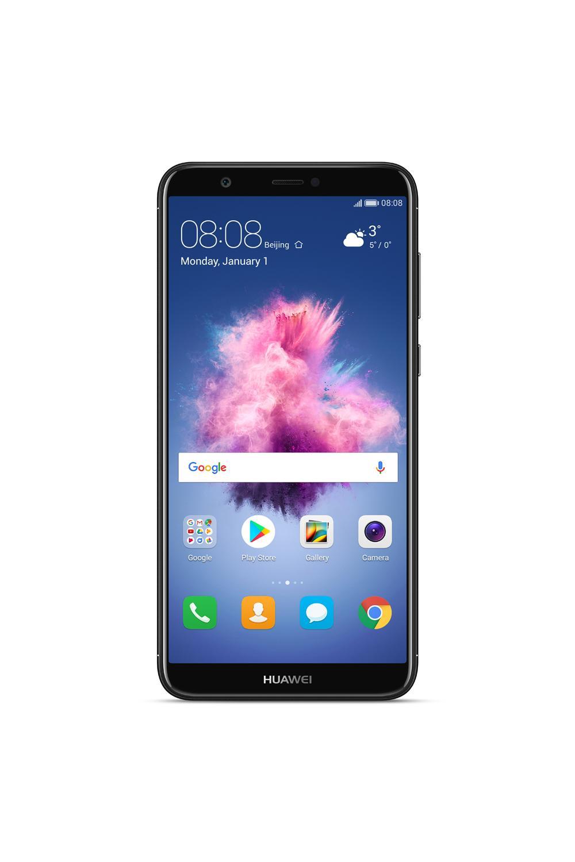 Huawei P Smart - ещё один представитель китайцев в России