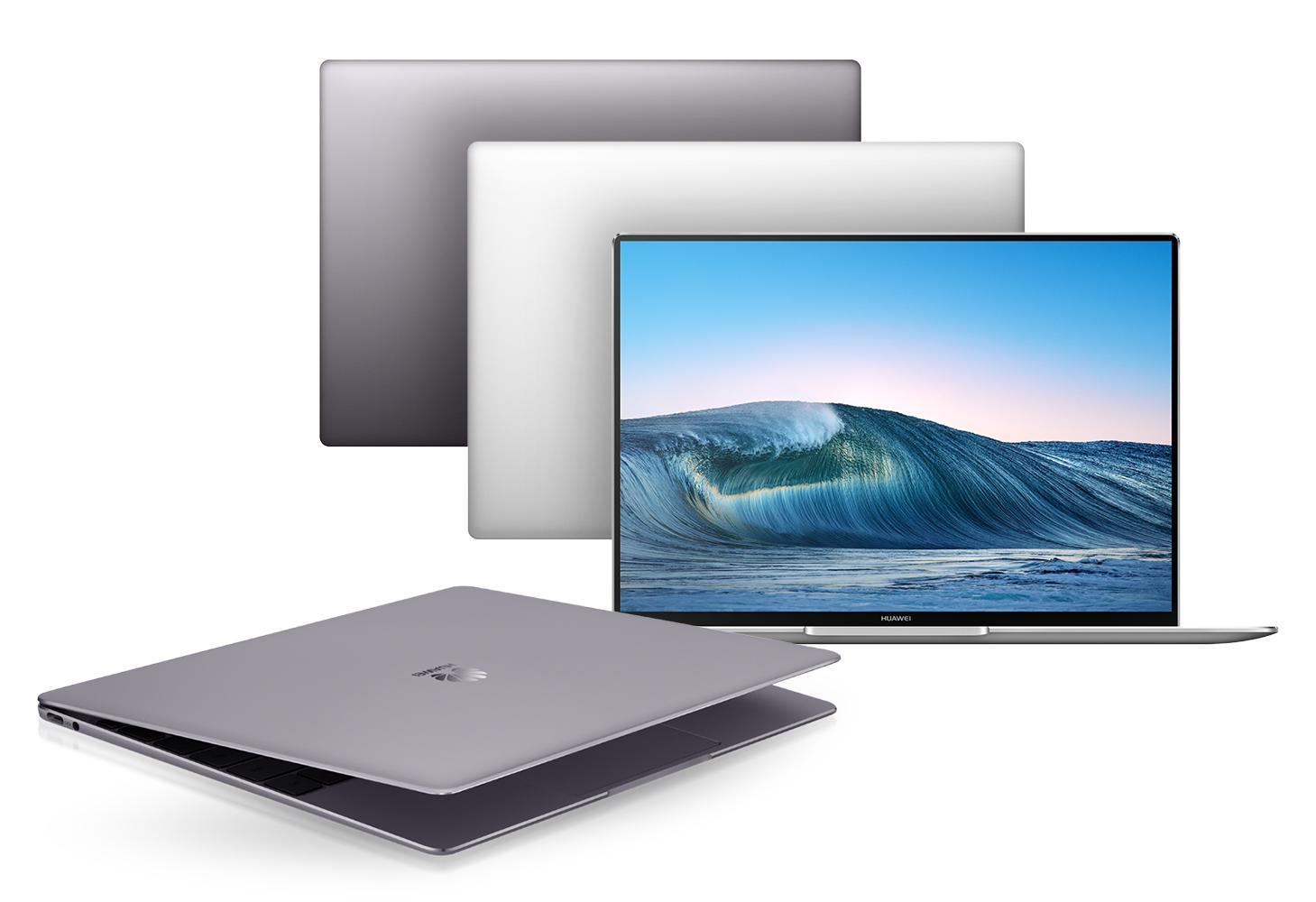 Huawei представила официально MateBook X