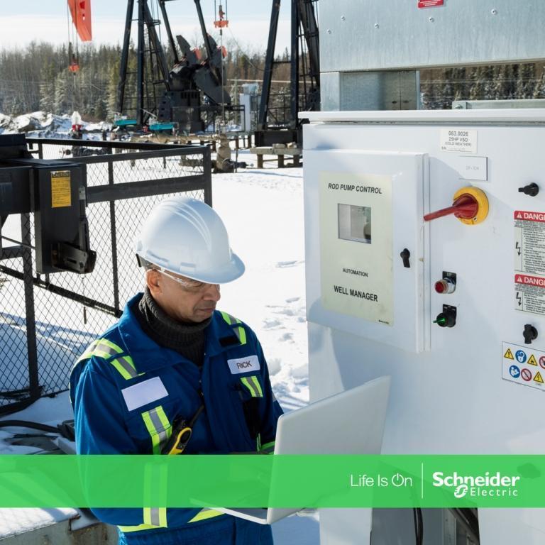 Компания Schneider Electric представила умные системы для повышения эффективности нефтедобычи