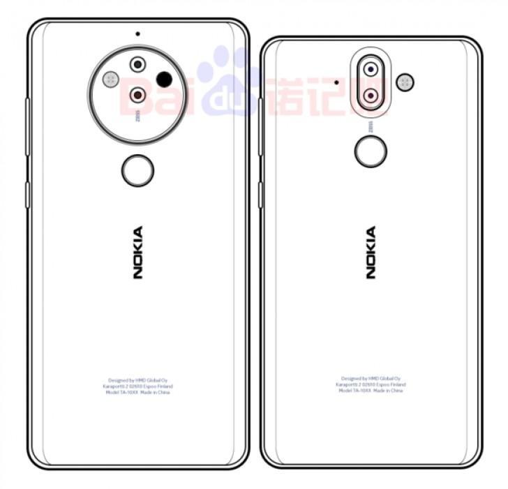 Nokia 10 понизили до Nokia 8 Pro, но прокачали камеры